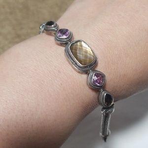 """Bracelet 8"""" Earrings Set"""